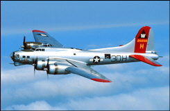 B-17 bomber (from b17.org)