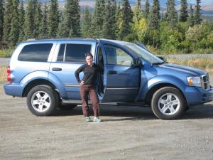 Julie and the Durango