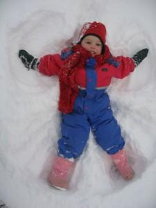 sylvan_snowangel