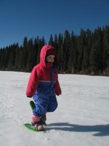 sylvan_snowshoeing