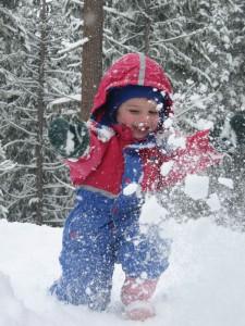 sylvan_throws_snow