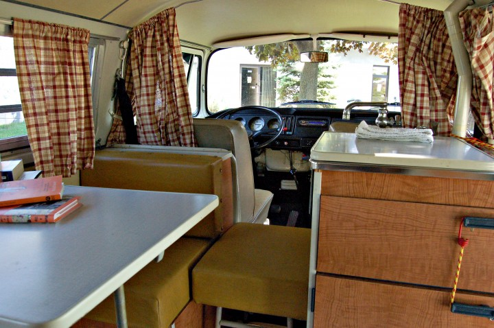 1970_VW_Camper_interior